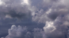 Clouds 60 seconds LM02 Heavenly Sky - stock footage