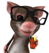 Mouse (animal) Stock Illustration
