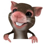 Mouse (animal) Stock Illustration