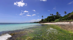 Bohol island, Philippines Stock Footage