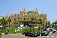casino de monte-carlo - stock photo
