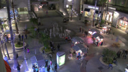 Stock Video Footage of Shopping Center at Dolby Theater in Hollywood