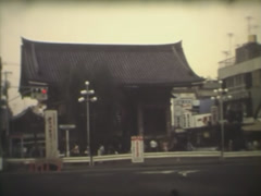 Japan 1970s - Super 8mm film 3. Archival. - stock footage