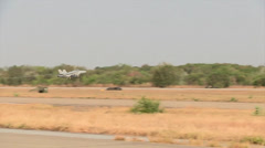 FA-18Ds Hornet takes off during  Cobra Gold 2014 Stock Footage