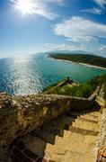 Cuban fortress Stock Photos