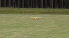 RC Plane, Remote Controlled, Toys, Planes Stock Footage