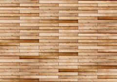 beautiful wooden floor background - stock illustration