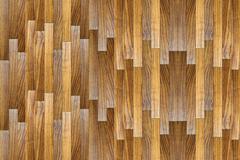 wooden parquet tiles - stock illustration