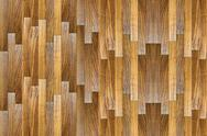 Stock Illustration of wooden parquet tiles