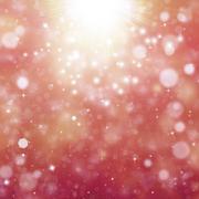 Glittery beautiful bokeh background - stock illustration