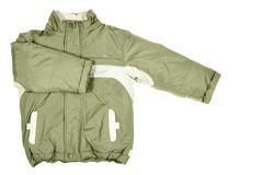 Winter jacket Stock Photos