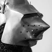 Medieval armour detail Stock Photos