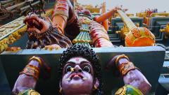 Indian deity Stock Footage