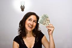 Money saver - stock photo