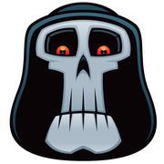 Stock Illustration of Grim Reaper