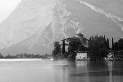 Italian ruine - stock photo