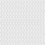 White geometric pattern. simulation scales Stock Illustration