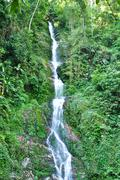 Waterfall in pelling, sikkim Stock Photos
