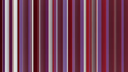 Stock Video Footage of crimson stripes