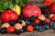 Stock Photo of fruits and berries