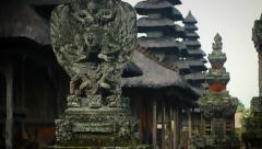 Stock Video Footage of Balinese temple - Taman Ayun