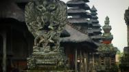 Stock Video Footage of Balinese temple - Taman Ayun