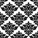 Stock Illustration of damask style arabesque pattern