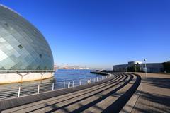 Stock Photo of osaka maritime museum