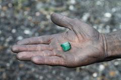 Emerald, colombia Stock Photos