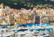 Stock Photo of principality of monaco