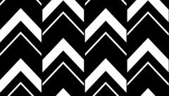 Arrows Panels BnW Stock Footage
