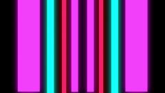 Stock Video Footage of Color Bars