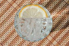 gin tonic - stock photo