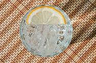 Stock Photo of gin tonic