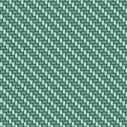 blue background woven pattern - stock illustration