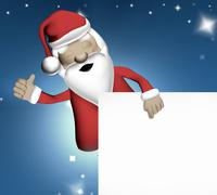 Santa Stock Illustration