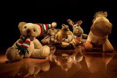 Toys - stock photo