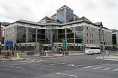 Ulster bank group Stock Photos