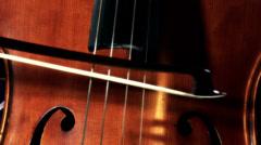 Cello 31 stylized Stock Footage