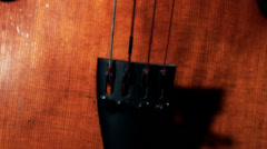 Cello 35 stylized Stock Footage