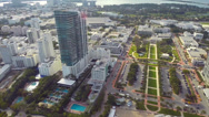 Stock Video Footage of Static video of the Setai Condominium Miami