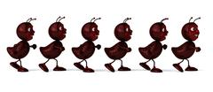 Ant - stock illustration