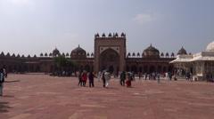 Fatehpur Sikri Stock Footage