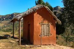 Adobe house Stock Photos