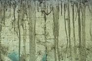 Old grunge obsolete wall. Stock Photos