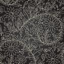 Stock Illustration of seamless dark texture with flower
