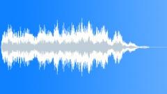 Slowing futuro gate - sound effect