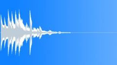 Futuristic message ding Sound Effect