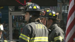 NYC Fire Dep (8 of 8) Stock Footage