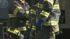 NYC Fire Dep (7 of 8) Stock Footage